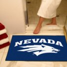 "University of Nevada 34""x44.5"" All Star Collegiate Carpeted Mat"