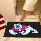 "Fresno State 34""x44.5"" All Star Collegiate Carpeted Mat"