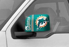NFL - Miami Dolphins Large Mirror Covers