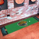 "NFL - Jacksonville Jaguars Putting Green Rug Runner 18""W x 72""H"