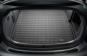WeatherTech Custom Fit   1987 - 1995 Jeep Wrangler Black Cargo Liner
