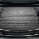 WeatherTech Custom Fit   2003 - 2010 Porsche® Cayenne® Black Cargo Liner