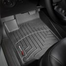 WeatherTech Custom Fit   2001 - 2010 Chrysler PT Cruiser Black 1st Row FloorLiner