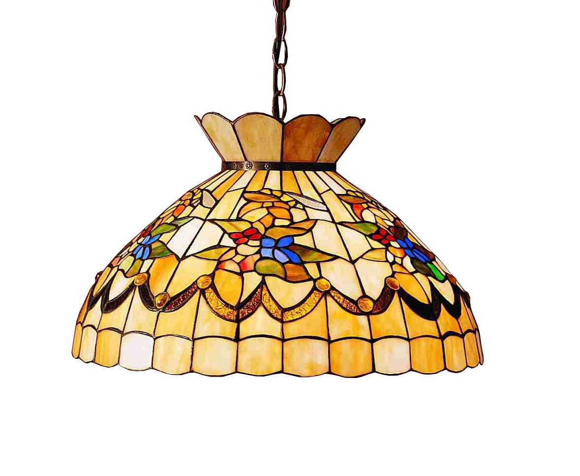 19 5 stained art glass bumble bee pendant ceiling light fixture. Black Bedroom Furniture Sets. Home Design Ideas
