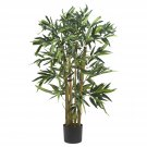 5281 Nearly Natural  3' Biggy Bamboo Tree Silk Plant Floral Home Office Decor