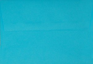 A2 Envelopes: Bright Blue (set of 100)