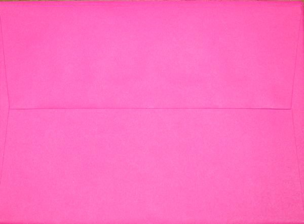 A2 Envelopes: Hot Pink (set of 100)