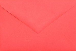 4x6 Photo Card Envelopes: Red (set of 100)