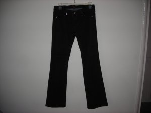 21 womans jeans black  size 27