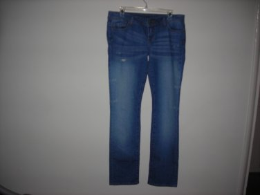 New york &co premium boot womans jeans size 8/29