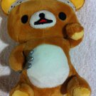 San-X Rilakkuma - Rilakkuma Blue Polka Dot Headband Plush