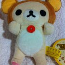 San-X Rilakkuma - Korilakkuma Wearing Rilakkuma Hat Plush