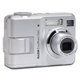 Kodak EasyShare C533 5MP Digital Camera