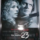 The Number 23 Movie Poster