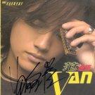Fan Yi Chen Autographed Album