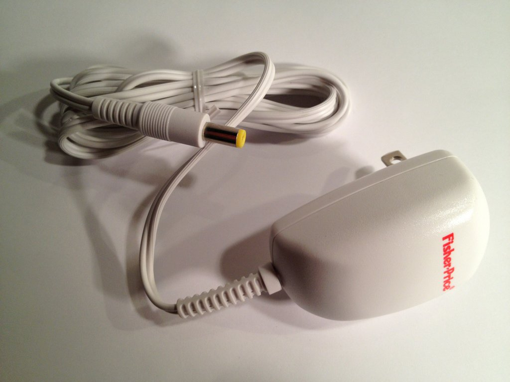 New Fisher Price 6v/6 Volt AC Adapter Cord Rainforest
