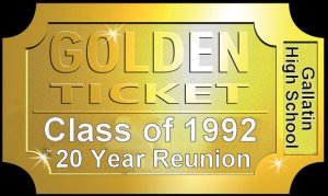 Ticket for Reunion