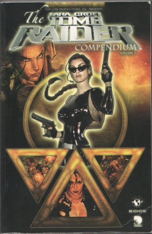 Tomb Raider Compendium Edition by Top Cow