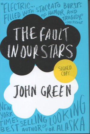 The Fault in Our Stars by John Green - (Signed)