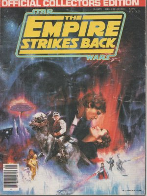 Star Wars The Empire Strikes Back Official Collectors edition (Paperback)