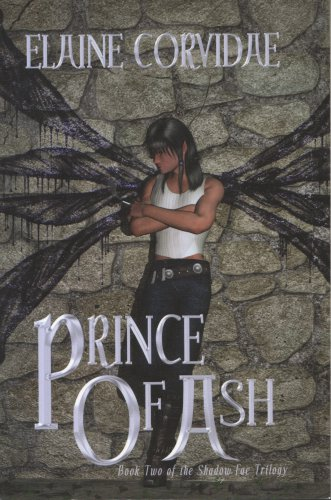 Prince of Ash by Elaine Corvidae