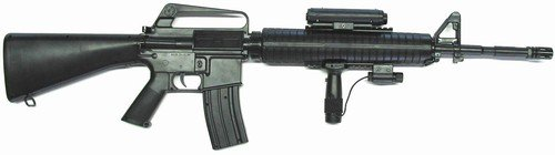 WELL M16-A3 Rifle with Full Accessory Pack  *FREE* Safety Glasses
