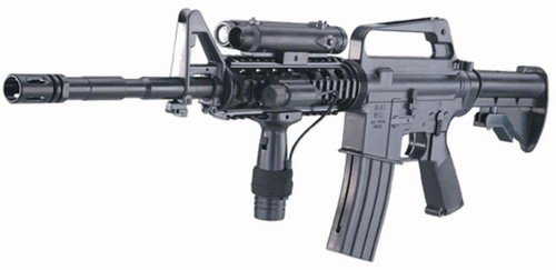 WELL M16-A4 Rifle *SUPER UPGRADED*