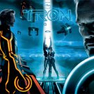 T-shirt with print Tron Legacy