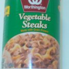 Vegetarian Steaks Alternative to Steak