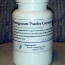 Pomegranate Powder Capsules 50ct
