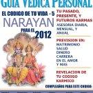 2012 Lifecode Guía Védica #5