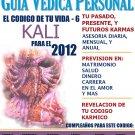 2012 Lifecode Guía Védica #6