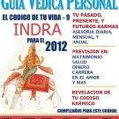 2012 Lifecode Guía Vedica #9