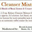 Kidney Cleanser Mixture