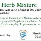 Pudina Herb Mixture