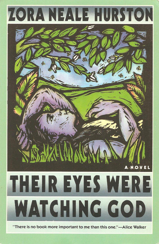 essay eyes god new their watching were