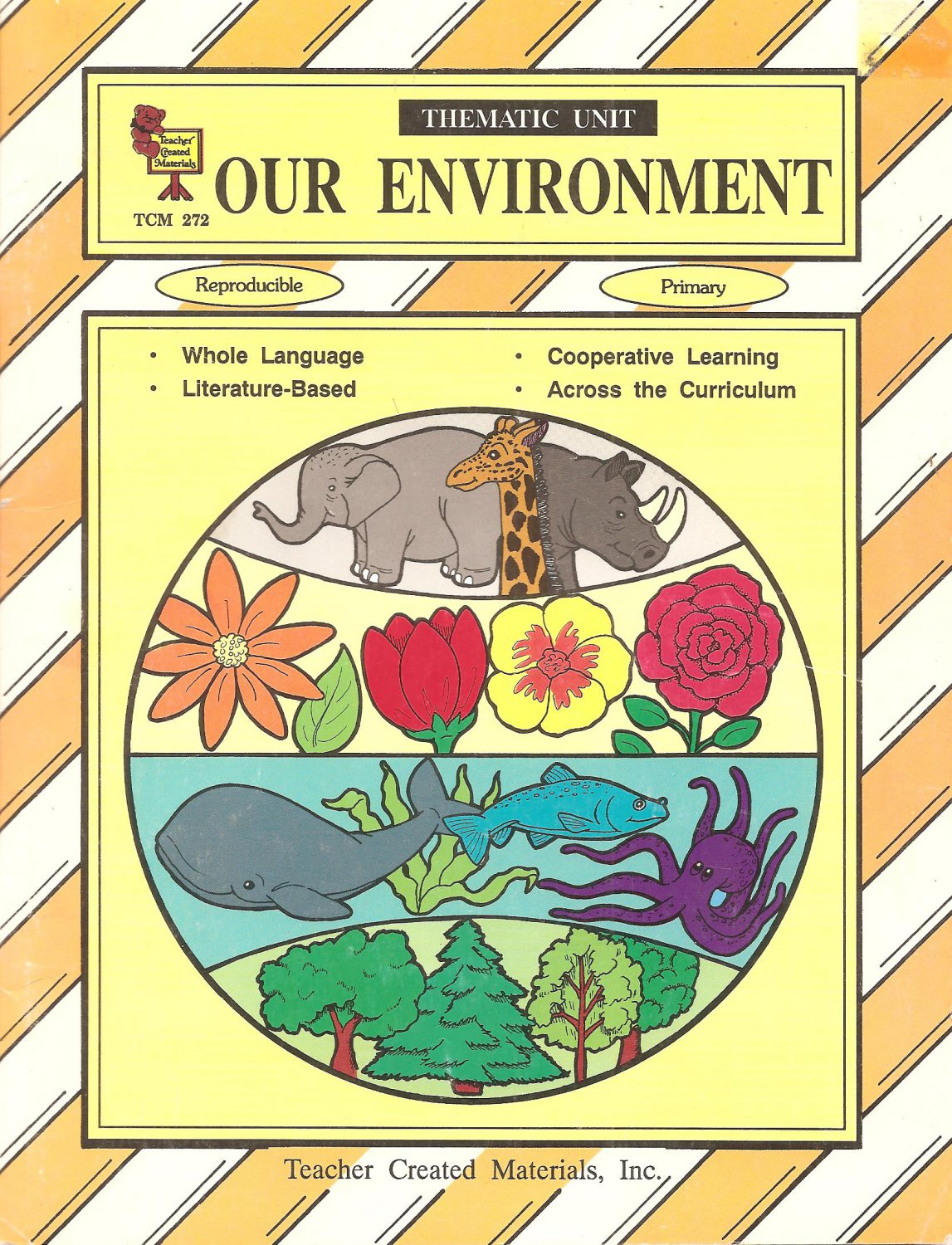 Our Environment Thematic Unit - Teacher Created Materials #272