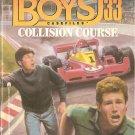 Collision Course - Hardy Boys Case Files #33