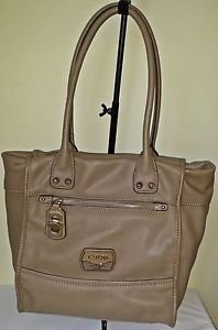 GUESS Hazelton Tote In Camel