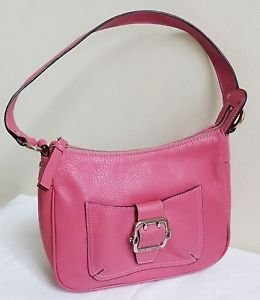 FRANCO SARTO FAUX LEATHER HOBO HANDBAG