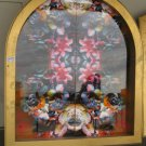 Lance Patigian Monumental 8 Foot+ Floral Cibachrome Kaleidoscope Abstract