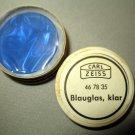 Zeiss  32mm blue filter 46 78 35 NOS