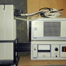ORIEL PHOTOMAX XENON/MERCURY LAMPHOUSE W/CHILLER & POWERSUPPLY