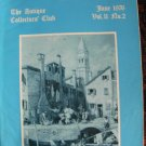 Antique Collecting Vol. 11, No. 2, June 1976