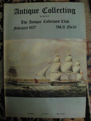 Antique Collecting Vol. 11, No. 10, February 1977