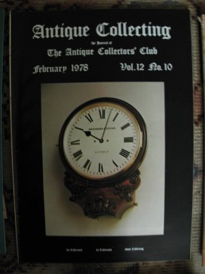 Antique Collecting Vol. 12, No. 10, February 1978
