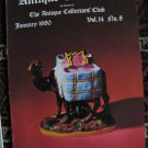 Antique Collecting Vol. 14, No. 8, January 1980
