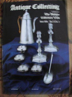 Antique Collecting Vol. 17, No. 2, June 1982