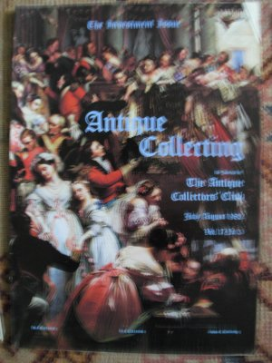 Antique Collecting Vol. 17, No. 3, July/August 1982