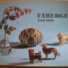 A. Kenneth Snowman.  Faberge 1846-1920